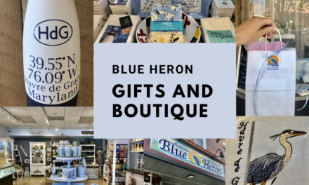 Feature Friday – Blue Heron Gifts & Boutique