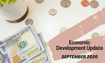 Economic Development Update for The Town of Bel Air – September 2020