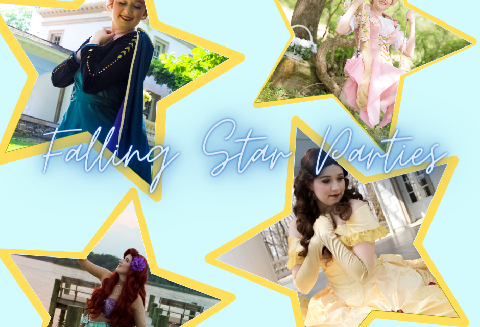 Feature Friday – Falling Star Parties