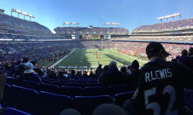 Ravens Report: Week 6