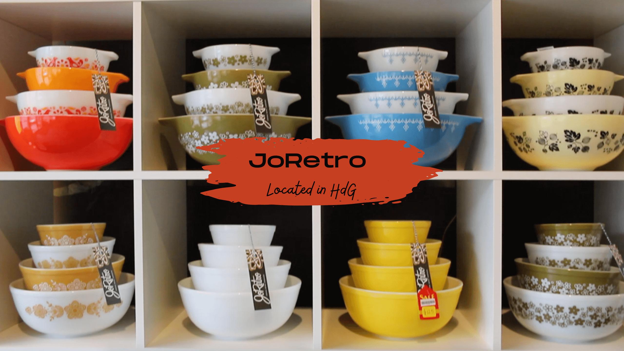 JoRetro – Feature Friday