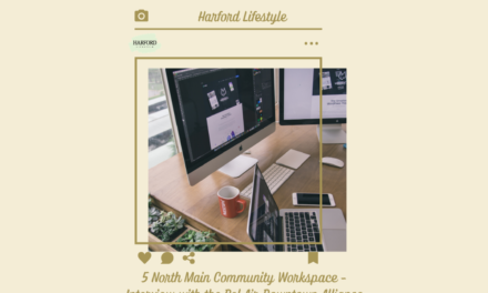 Bel Air Downtown Alliance Presents – 5 North Main Community Workspace