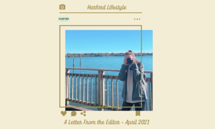 A Letter From the Editor – April 2021