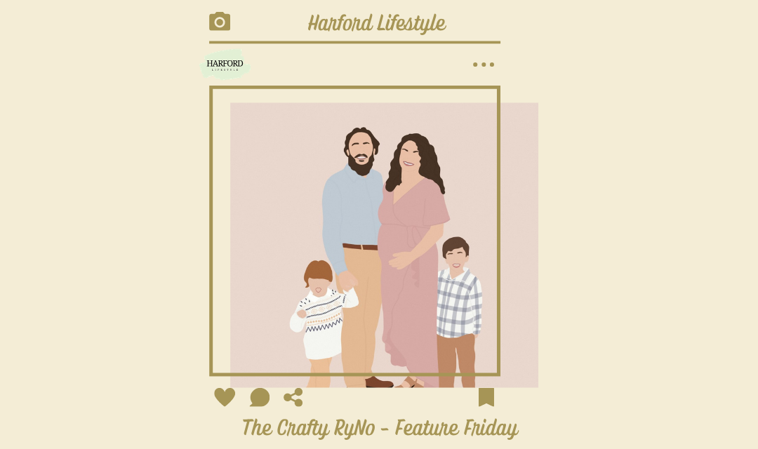 The Crafty RyNo – Feature Friday