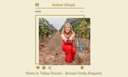 Cheers to Taking Chances – Sposato Family Vineyards