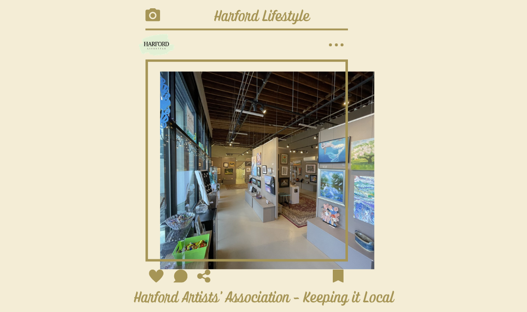 Harford Artists' Association – Keeping It Local