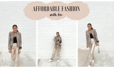 Look of the Month – April