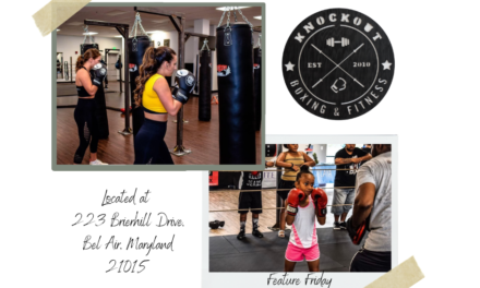 Knockout Boxing and Fitness – Feature Friday