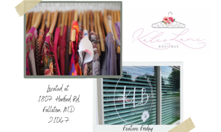 Kaleo Lane Boutique – Feature Friday