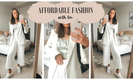 Affordable Fashion – May/June