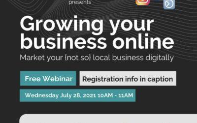 HarCo Presents Free Digital Marketing Webinar for Harford County Businesses