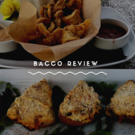 Restaurant Review – A Night At Bacco